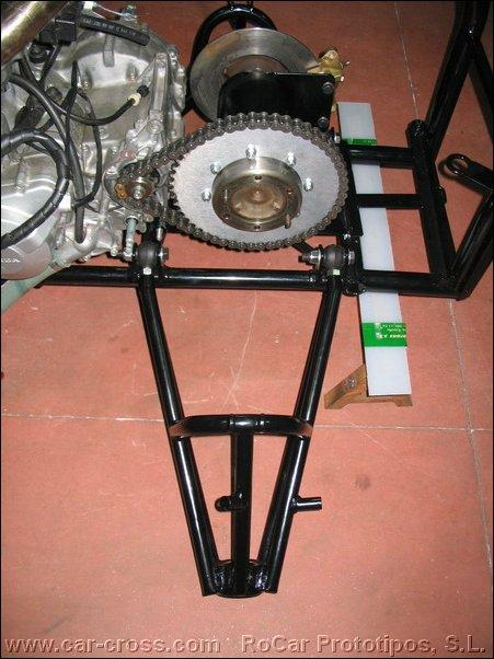 Construcción de un Car-Cross o Kart Cross